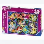 Disney Princesses Collage Puzzle - 300pc