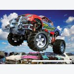 Monster Truck Puzzle - 300pc