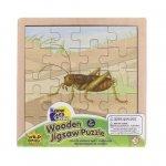 Wood jigsaw - Weta