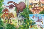 Dinosaurs (3x 49 Pieces)