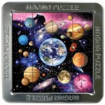 Opti-Illusion puzzle - Planets