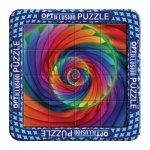 Opti-Illusion puzzle - Spiral