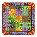 Opti-Illusion puzzle - Circles