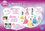 Disney Prinsesses - Memory Mystery