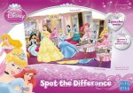 Disney Prinsesses - Spot the Difference
