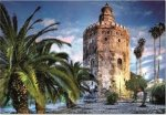 Torre Del Oro Seville (1,000 Piece)