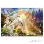 Unicorns at Sunset (500 Piece )