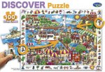 Discover Puzzle The Harbour (100 Large Pieces)