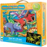 Glow in the dark Dinos (100 piece)