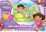 Dora the Explorer - Spot the Difference