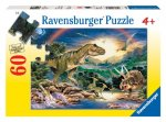Dinosaur Times (60 Pieces)