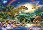 Dinosaur Times (60 Pieces)