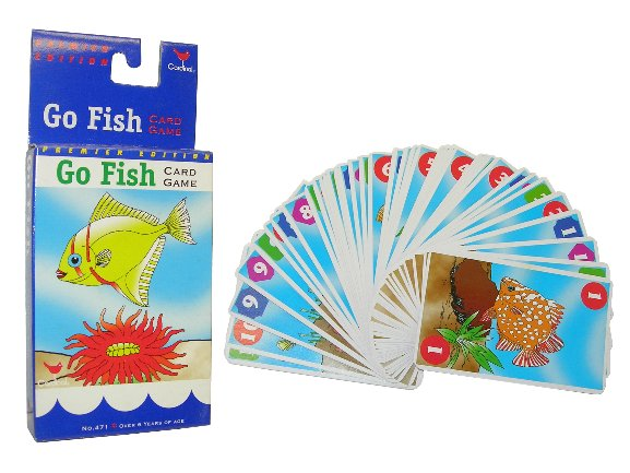 Blog archives hellofile for Fish card game