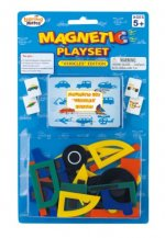 Magnetic Playset - Vehicles
