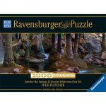 Julie Fletcher, Zebedee Hot Springs Puzzle - 1000 pc