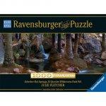 Julie Fletcher, Zebedee Hot Springs Puzzle - 1000 pc