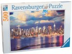 New York Skyline Puzzle - 500pc