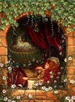 Sleeping Beauty Puzzle - 300pc