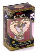Cast Puzzle - Heart (H4-2)