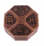 Cast Puzzle -  N.e.w.s (H6-4)