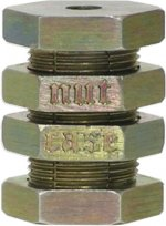 Cast Puzzle -  Nutcase (H6-6)