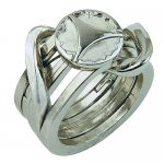 Cast Puzzle -  Ring II (H5-4)