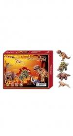 Dinosaurs - 3D Puzzle