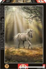 Anne Stokes - Glimpse of a Unicorn (1,000 Pieces)