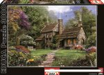 D Davison - Flint Cottage (3,000 Pieces)