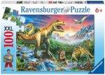 Dinosaur Age Puzzle - 100pc